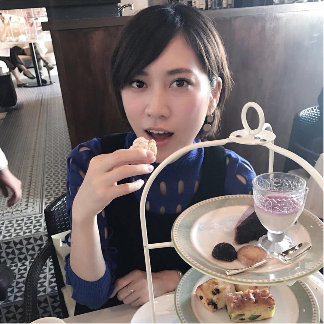 【代官山】アフタヌーン・ティーで贅沢な休日【ジュネスブルー】_3