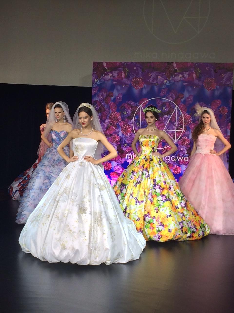 蜷川実花さんの世界をウェディングにも! 美しすぎるドレスにうっとり♡_4