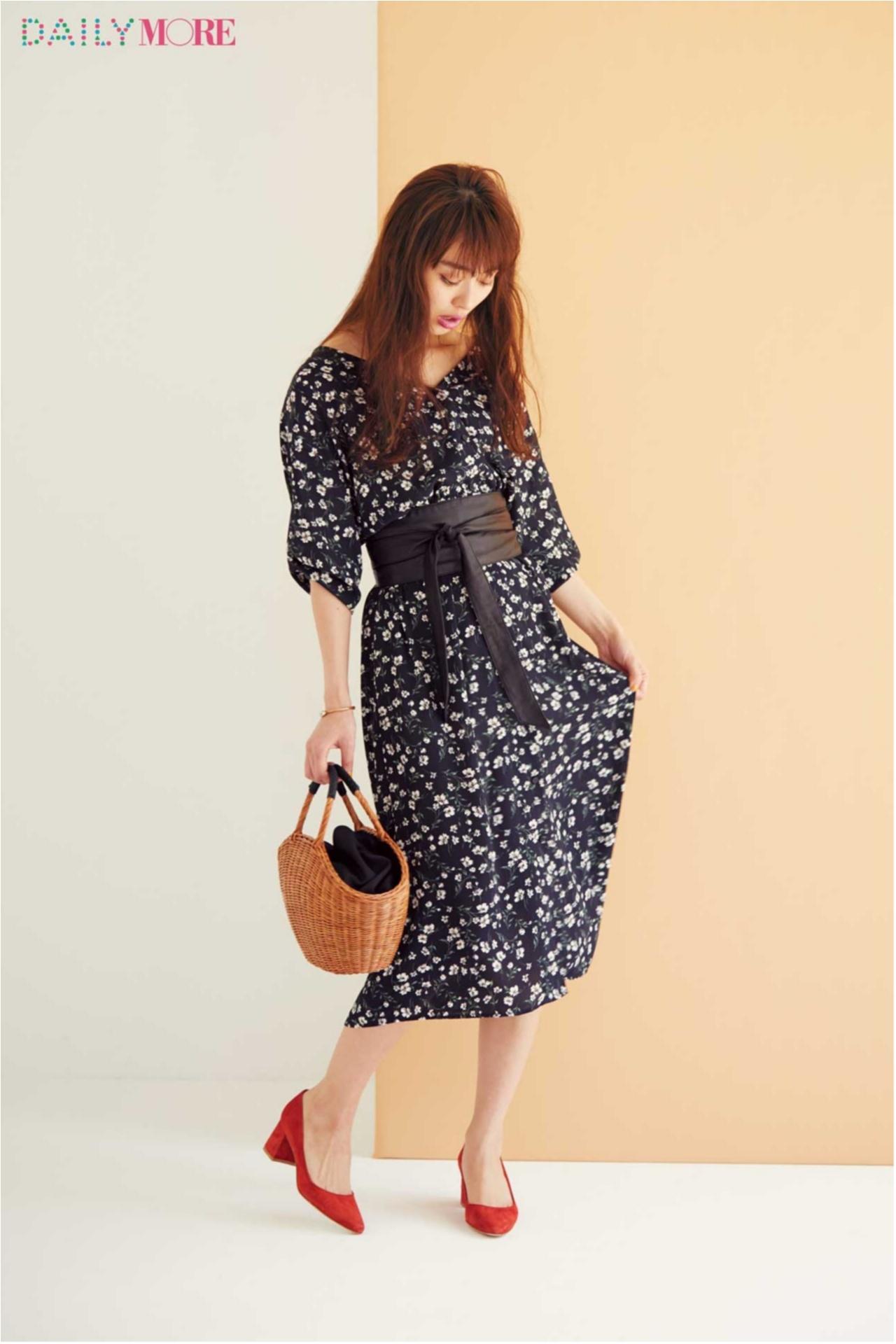 楽してかわいく夏らしく♪ 「サマードレス」コーデまとめ♡_1_8