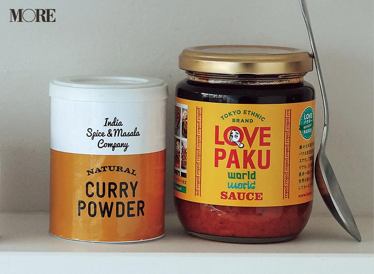 『LOVEPAKU』『インディアスパイス&マサラカンパニー』のカレーパウダー