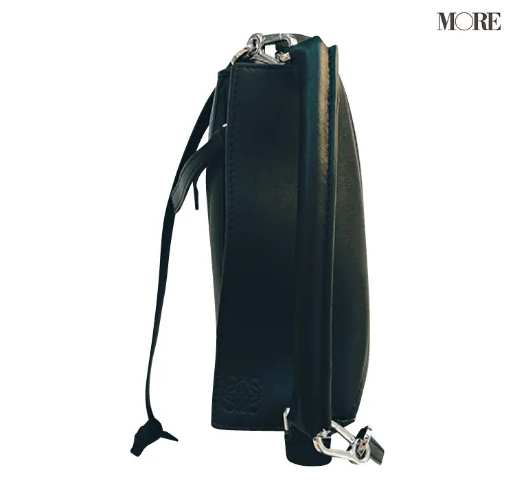 飯豊まりえ愛用のロエベのバッグ