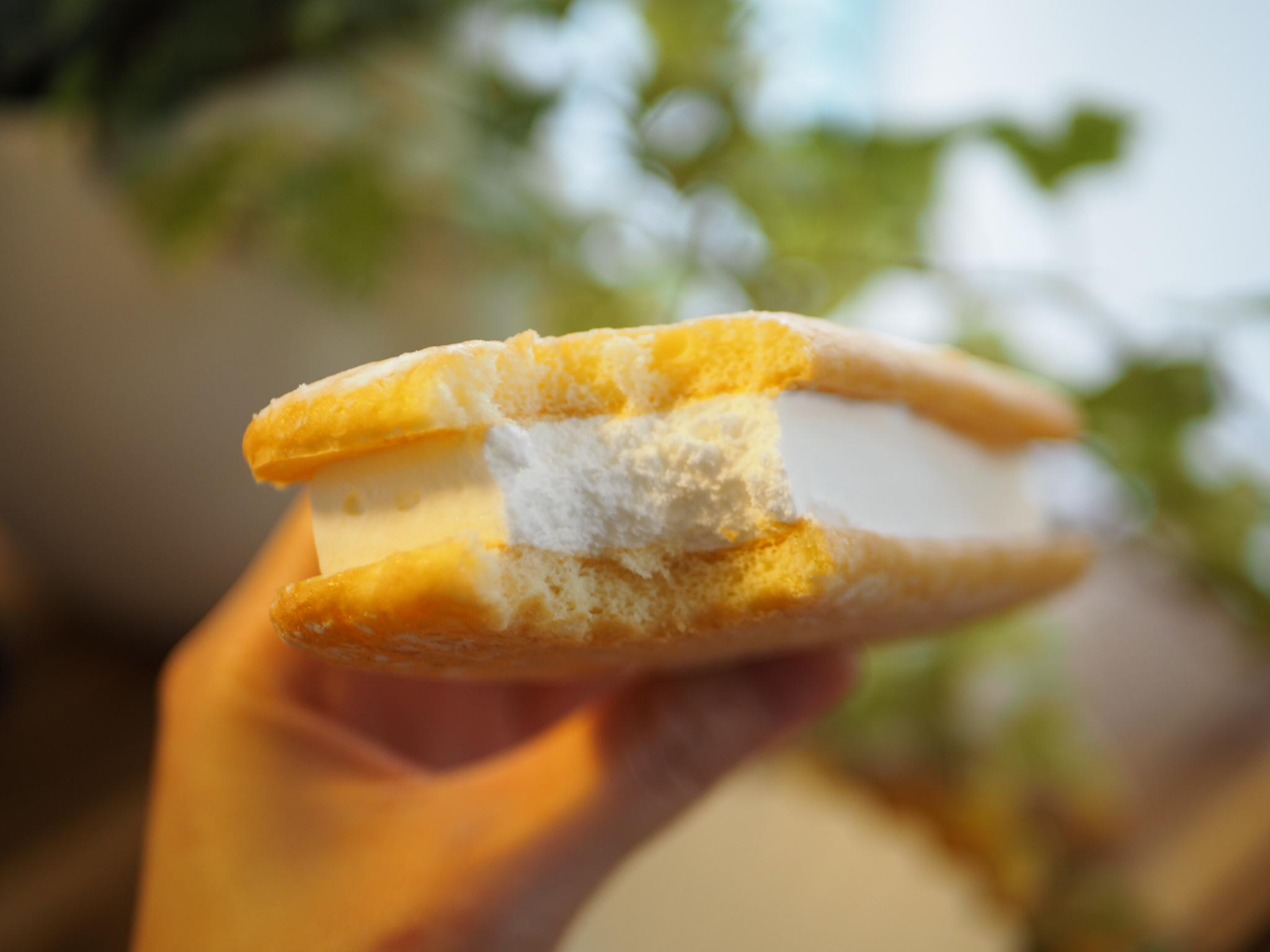 【おすすめアイス】一度は食べて!ファミマ限定アイス《ふわっふわケーキサンド》が美味しい♡_5