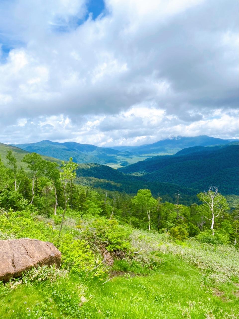 【ハイキング】尾瀬で自然を感じる山登り_3