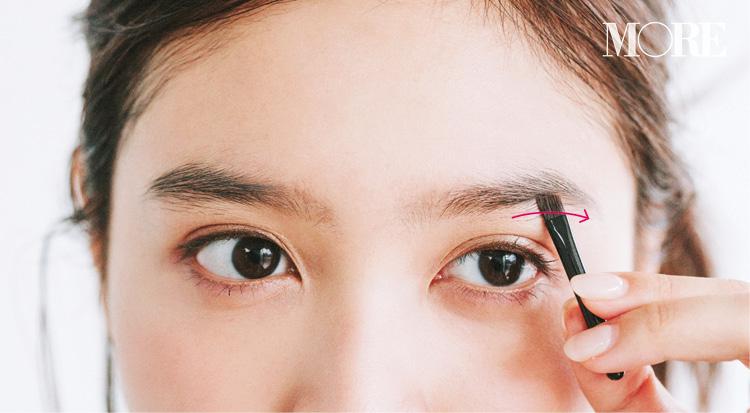 眉毛特集 - 世界一正しい眉の描き方 | アイブロウの描き方、メイクのプロセスやテクニックまとめ_7