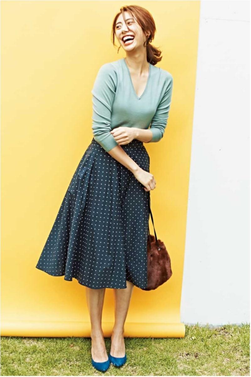 秋服はじめは『ユニクロ』『GU』で♡【今週のファッション人気ランキング】_1_3