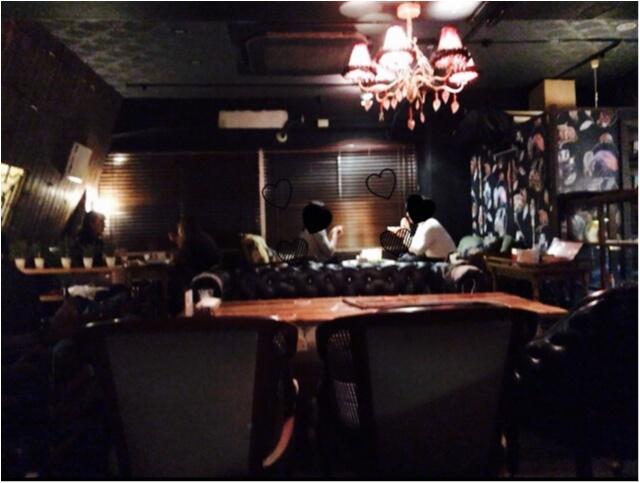 【銀座隠れ家カフェ】Europeのアパート風★アンティーク好きにはたまらない!《appartement 301》ラテアートもかわいい♡♡_14