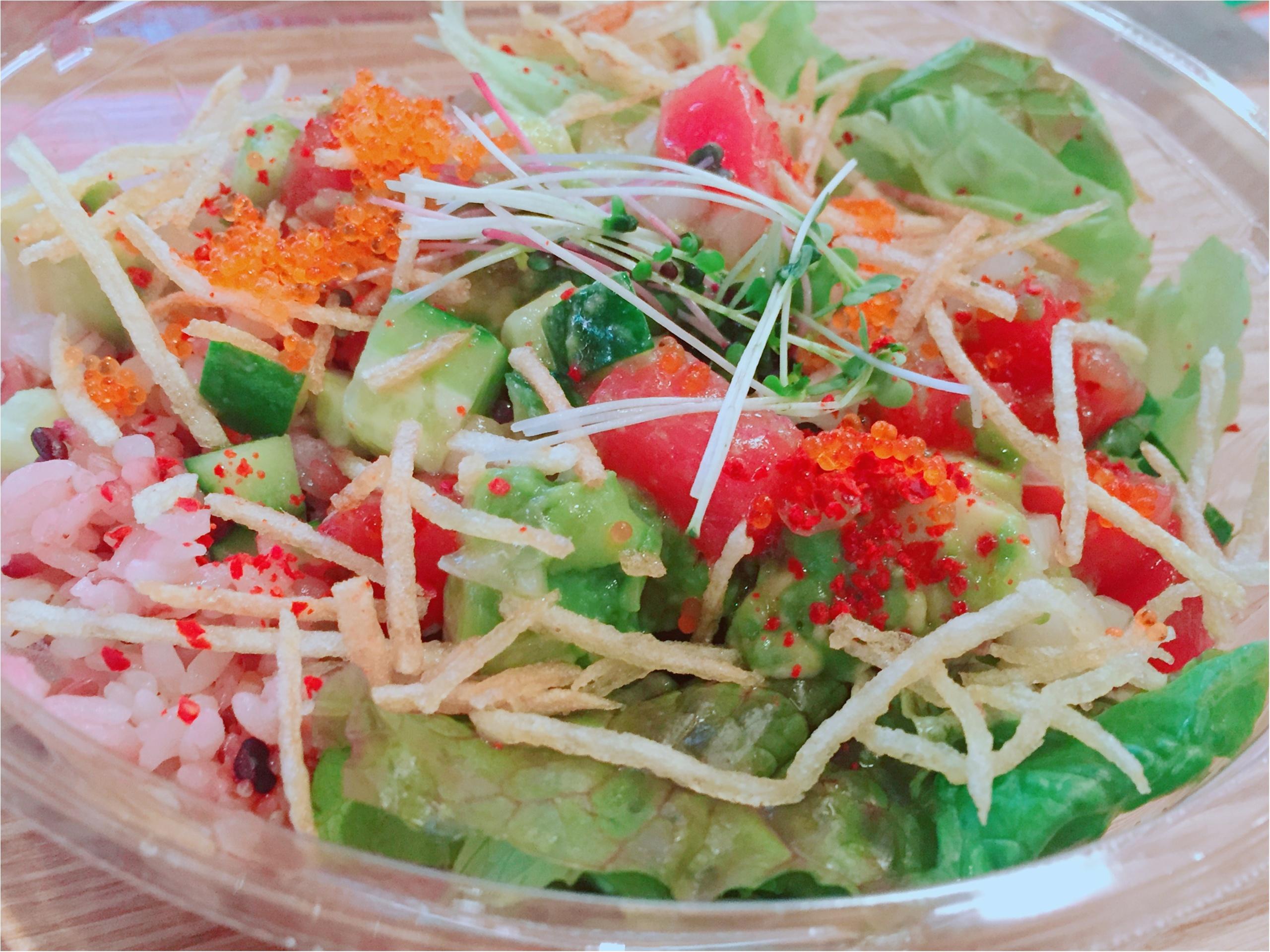【恵比寿に6/6NEW OPEN☆】ハワイローカルフード「ポケ専門店:Poke's Fish Market(ポケズ フィッシュ マーケット)」_7