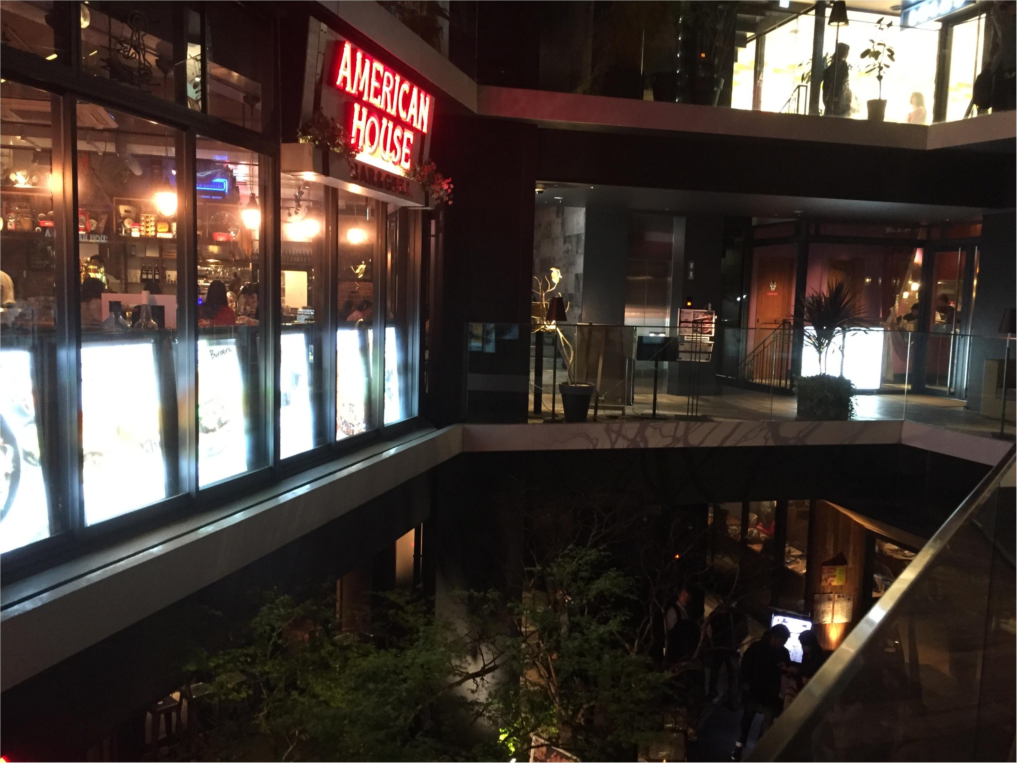 原宿駅から徒歩2分。日本初上陸多数!!大人向け飲食店が集まる【*CASCADE原宿*】のディナーがおすすめ♪  _1
