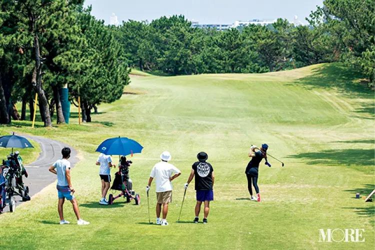 初心者におすすめのゴルフ場「GDO茅ヶ崎ゴルフリンクス」