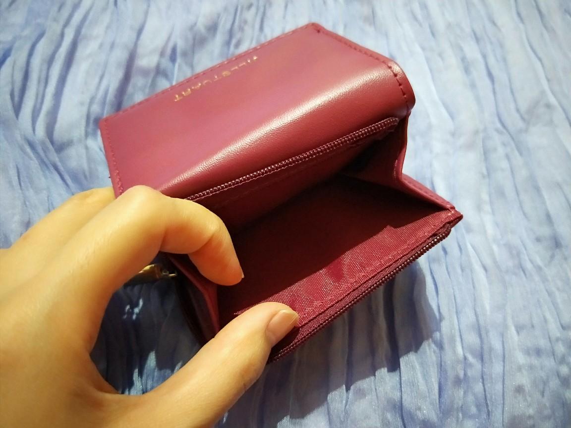 MORE11月号 付録「ジルスチュアート ミニ財布」が可愛すぎる♥_4