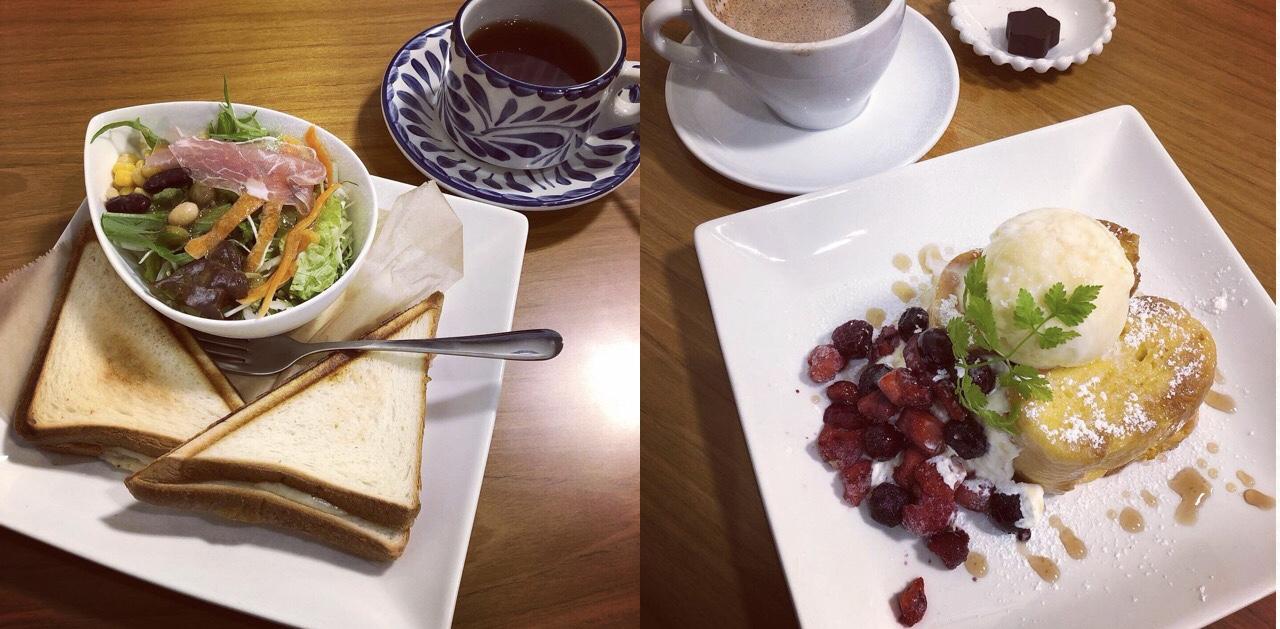 <福岡*博多>くまさんを沈める?!念願の冬季限定ドリンクを求めて人気のカフェへ行ってきました!♡_7