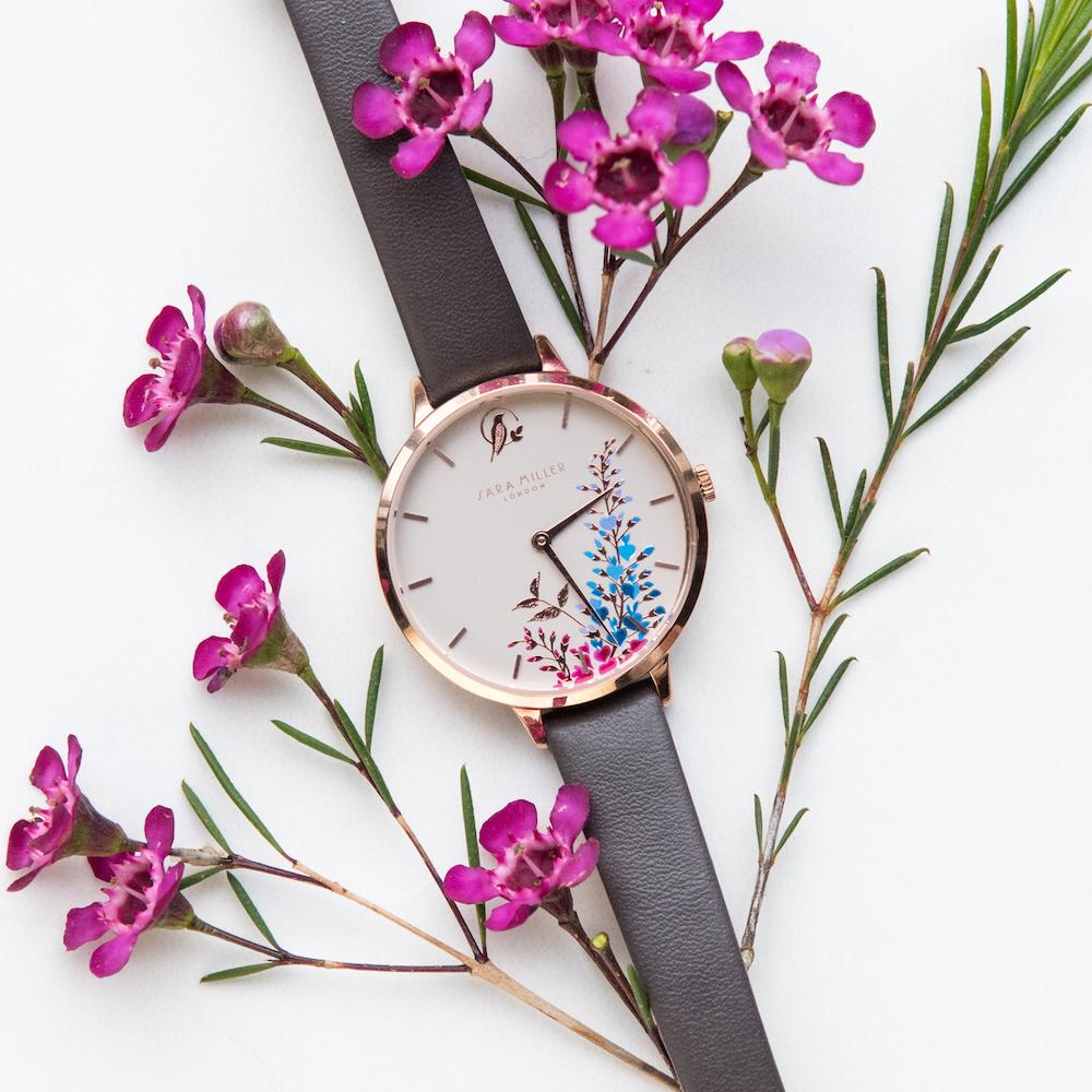 ロンドン発『サラミラーロンドン』の腕時計が日本初上陸!オフィスもデートもOKな華デザイン♡_4