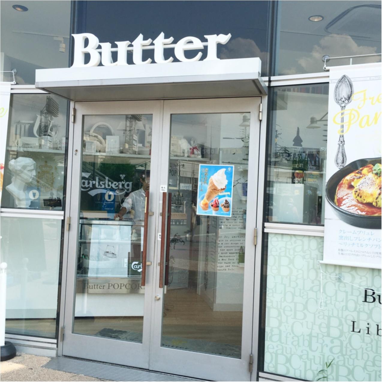パンケーキ専門店《 Butter 》のバターにこだわったパンケーキが美味しい♡_1