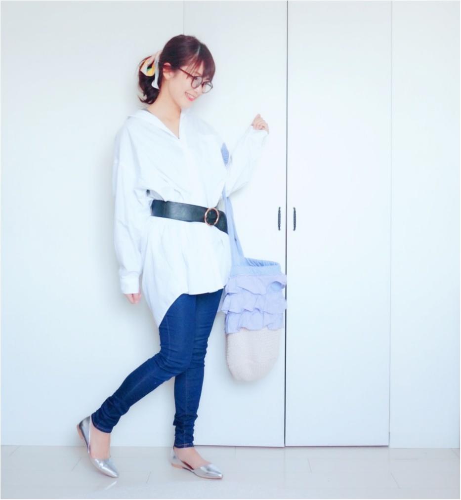 【UNIQLO】これ1枚でこなれ感❤️ユニクロで《今買うべき1着》はマルチに使えるコレ!!_4