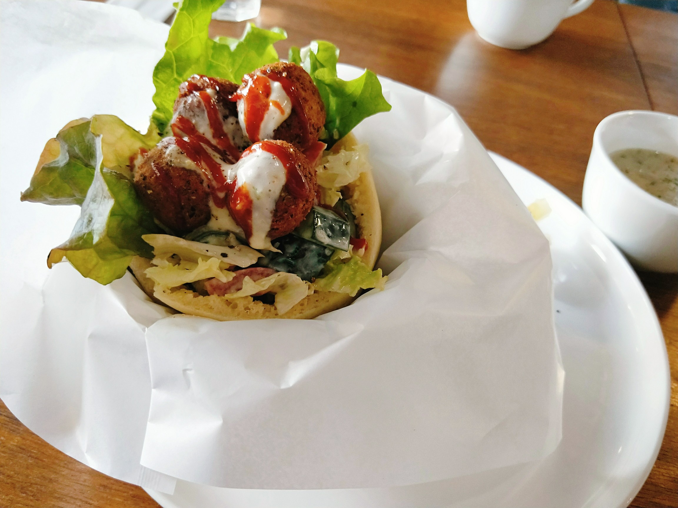 【葉山】森戸海岸近くの可愛いカフェ♡具だくさんサンドイッチがオススメ!_6