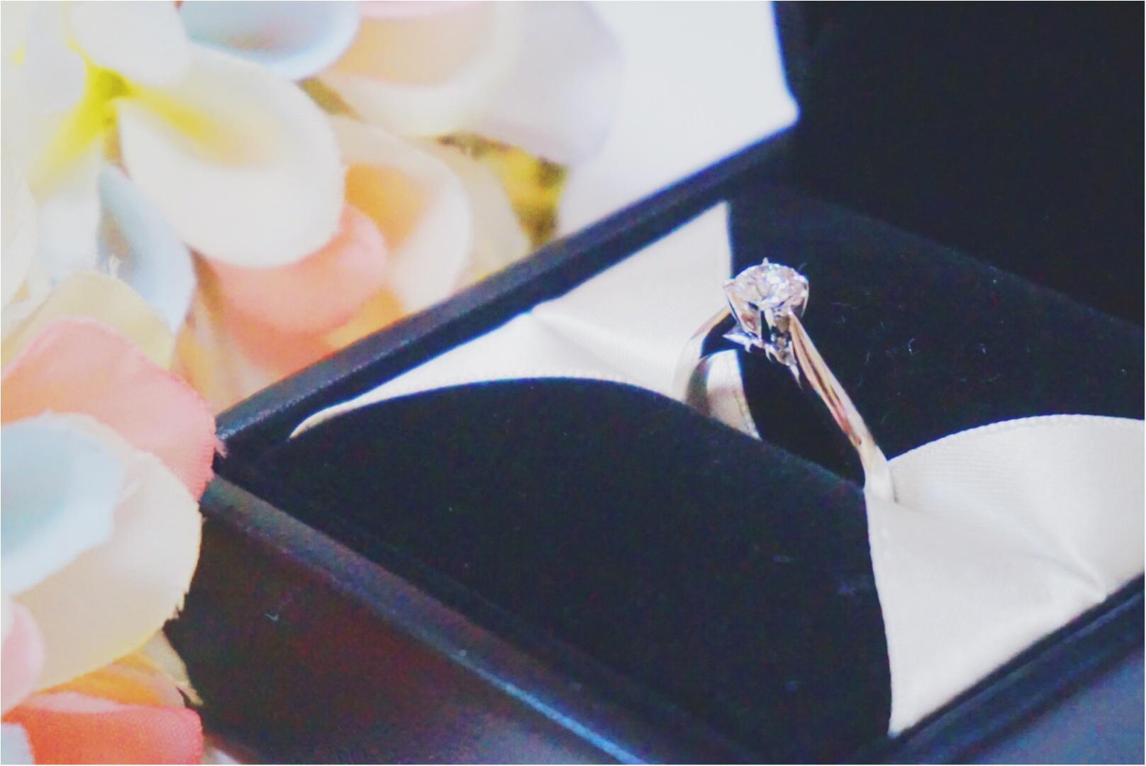 エンゲージリングは『好きなものを選んで欲しい』♡べルギー王室御用達‼︎世界で1番美しいと実証されたダイヤモンドを君に♡︎_2