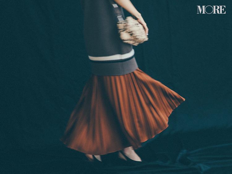 2019秋のプリーツスカートはココが違う! 今買うなら【4つの条件】を要確認☆_1