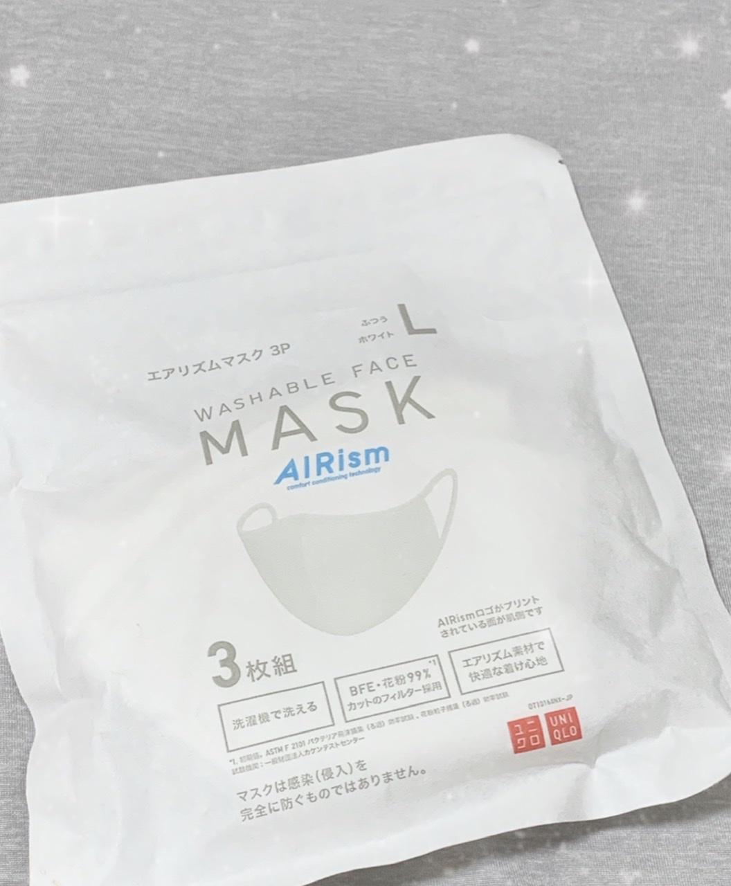 ♡UNIQLO エアリズムマスク♡_6