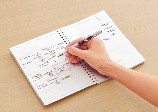 2020年は『コクヨ』の手帳でスケジュール管理! 付箋やシールなど¥500以下の文房具おすすめ5選も。書き方やグッズの使い方も伝授します_2