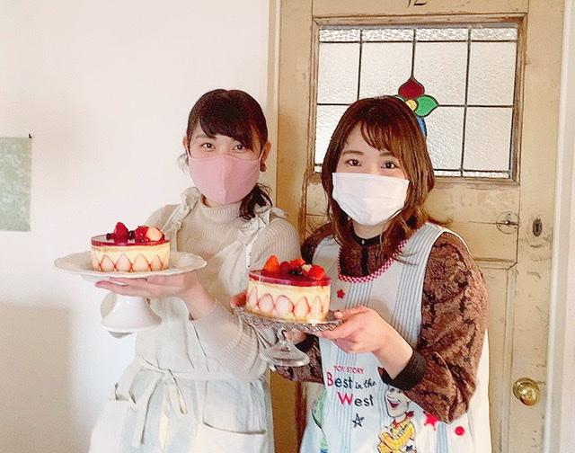 【手作りケーキ】本格的な『フレジェ』作り♡初心者でもお店のような仕上がりに…?!♡_15