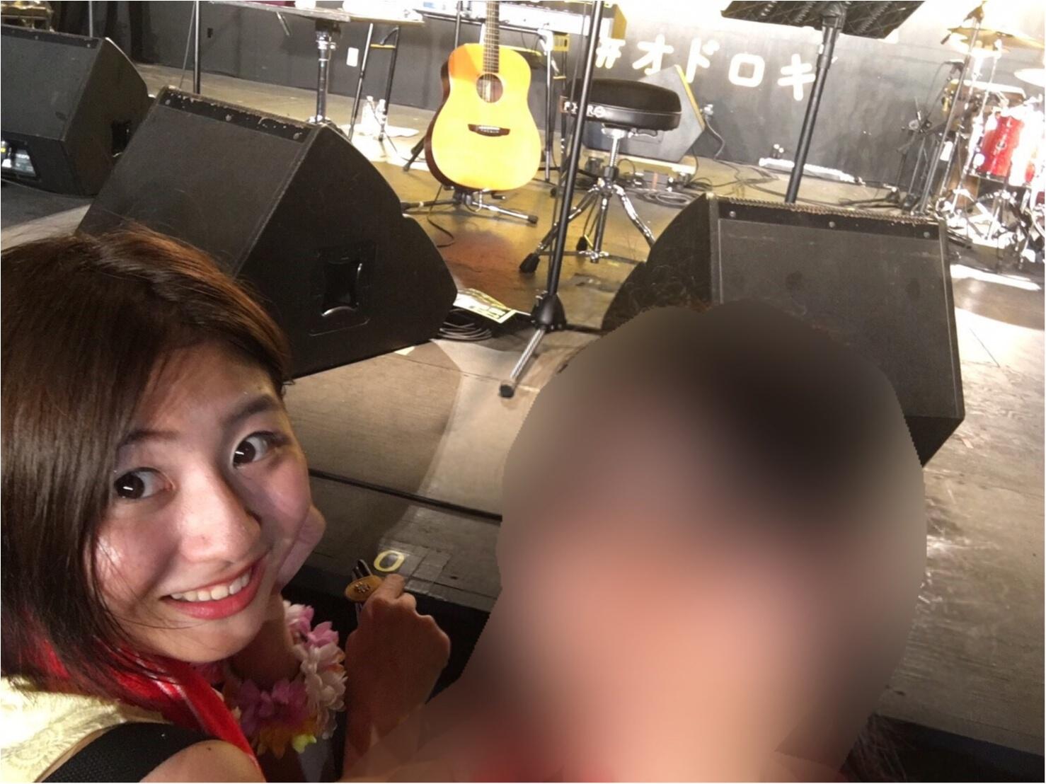 【三浦海岸編】LIVE!パネル!双子コーデ!夏にぴったり フォトジェニックなスポット!_4