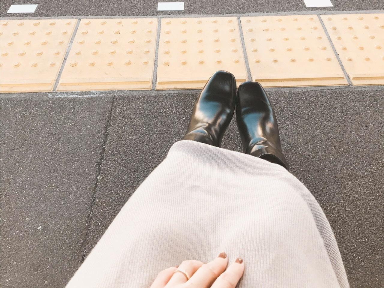 【おすすめプチプラブーツ】ウッドヒールが高見え!SESTOのスクエアトゥショートブーツ♡_6