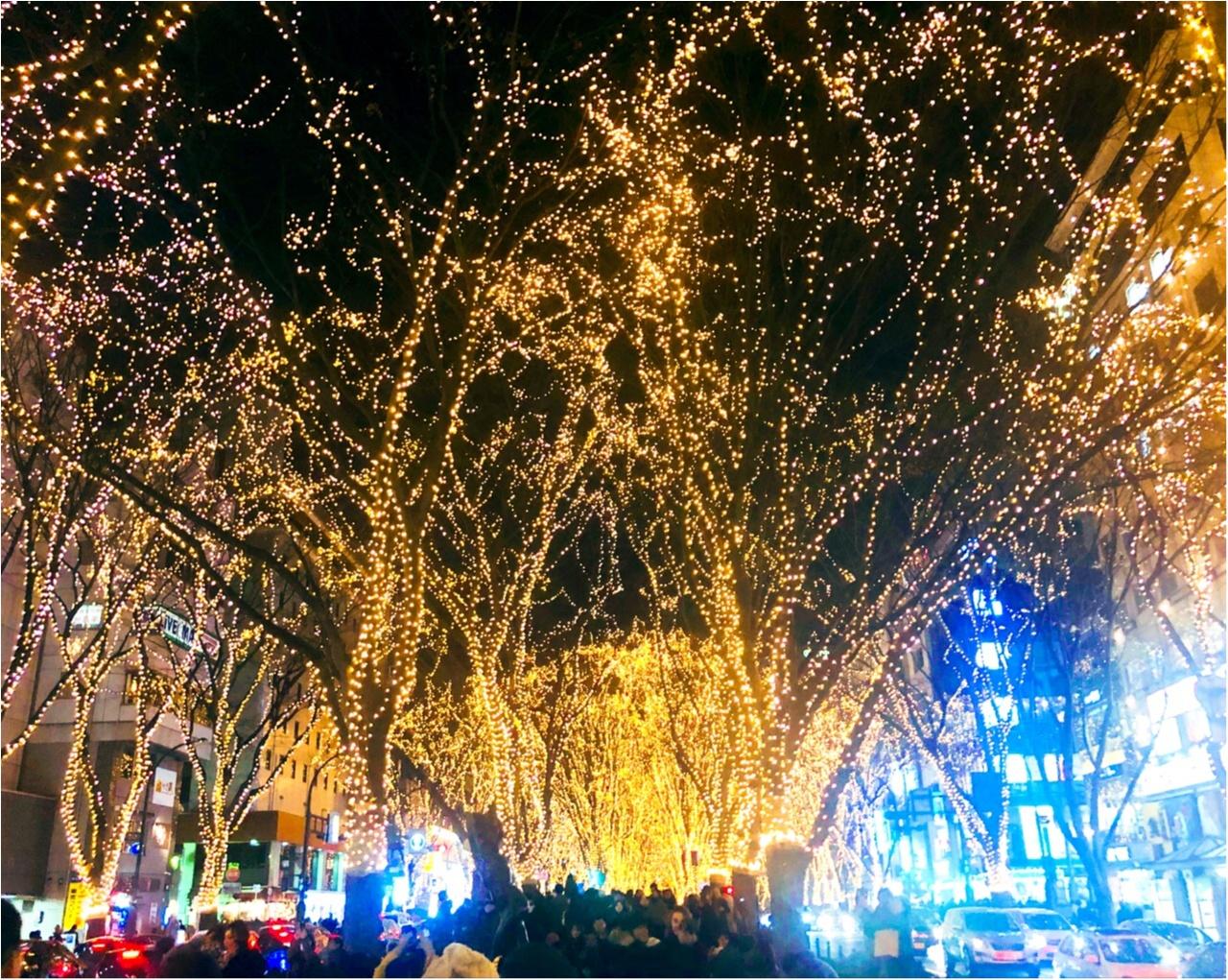 【仙台・イルミネーション】冬の風物詩!『光のページェント』が開催中です!!_2