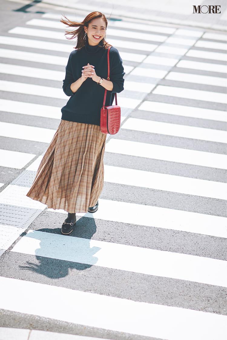【2020】冬のオフィスカジュアル特集 - ユニクロなど20代女性におすすめの人気ブランドの最新コーデまとめ_67