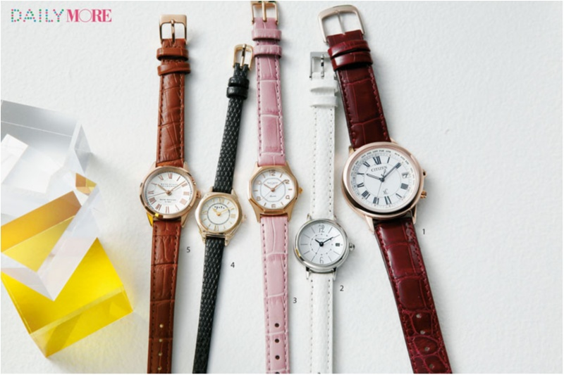 """メッシュ? 型押し? この春、腕時計は """"ベルトで選べばうまくいく"""" んです!【編集部オススメの10本】_2"""