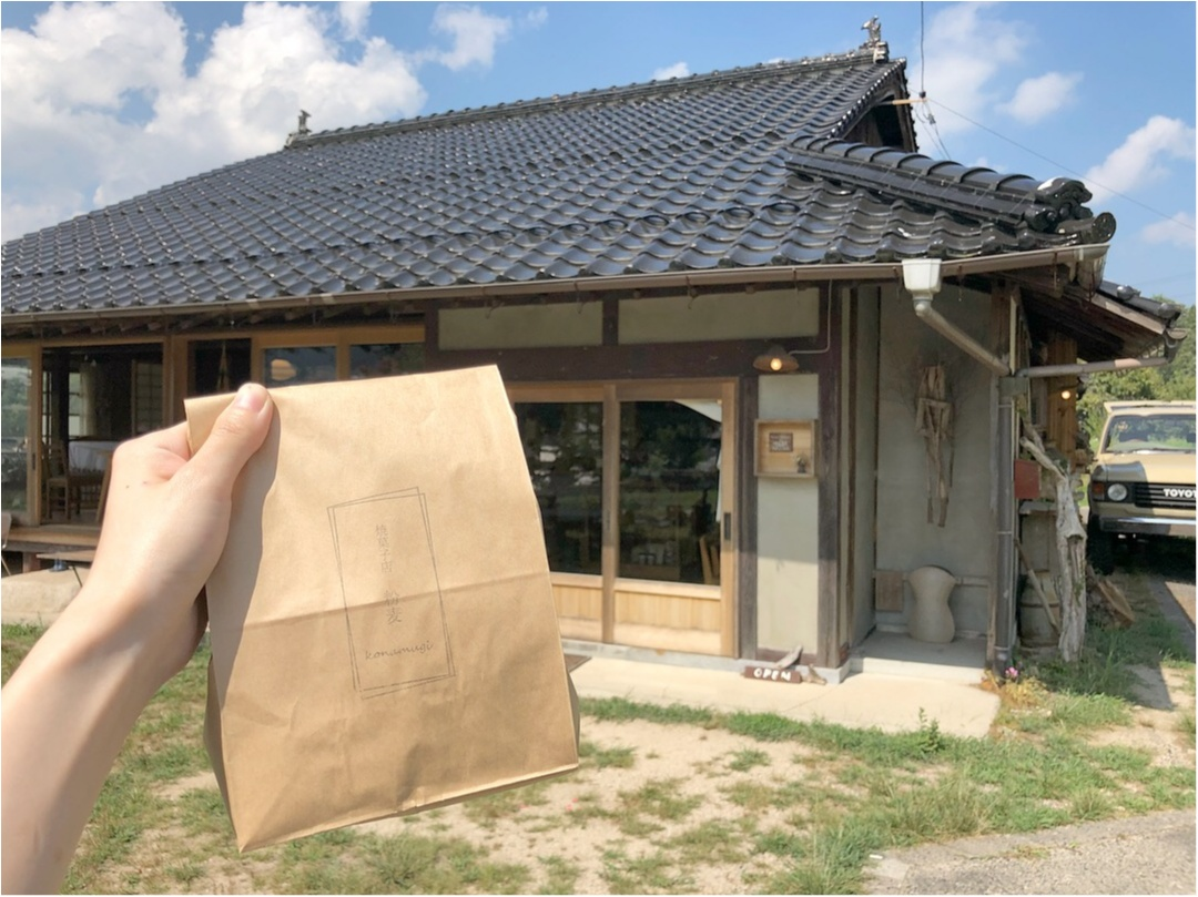 素材の味が味わえる♡ 古民家を改装したオシャレな焼き菓子屋さん♡♡_5