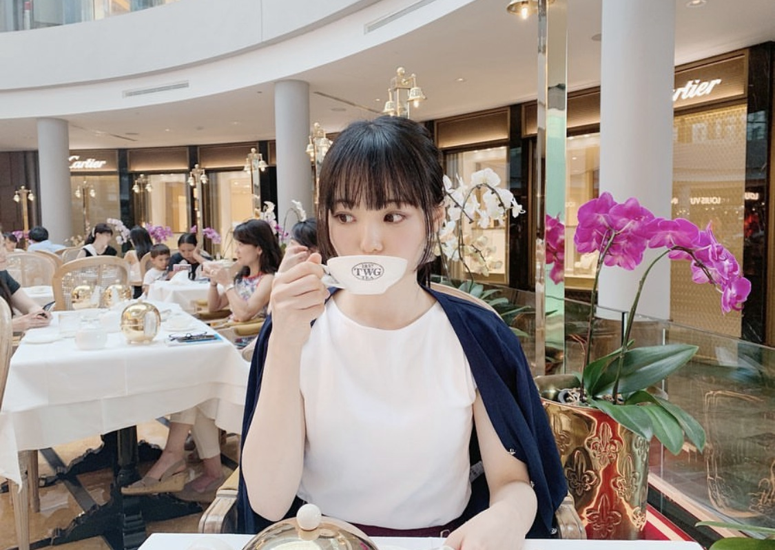 【シンガポール】紅茶が有名なTWG Tea on the Bay でランチ♪スイーツもフードも絶品【マリーナベイサンズ】_5