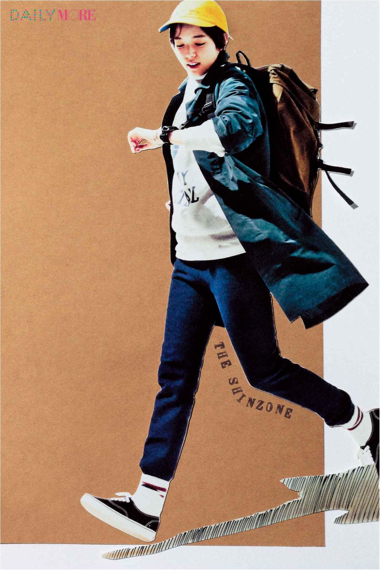 """【春は絶対これ買うべき!①】スタイリスト石上美津江さんが、コーデの主役に着たいのは""""○○コート""""!_1_1"""