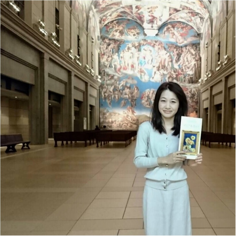 ♡大塚美術館に行ってきました♡_1