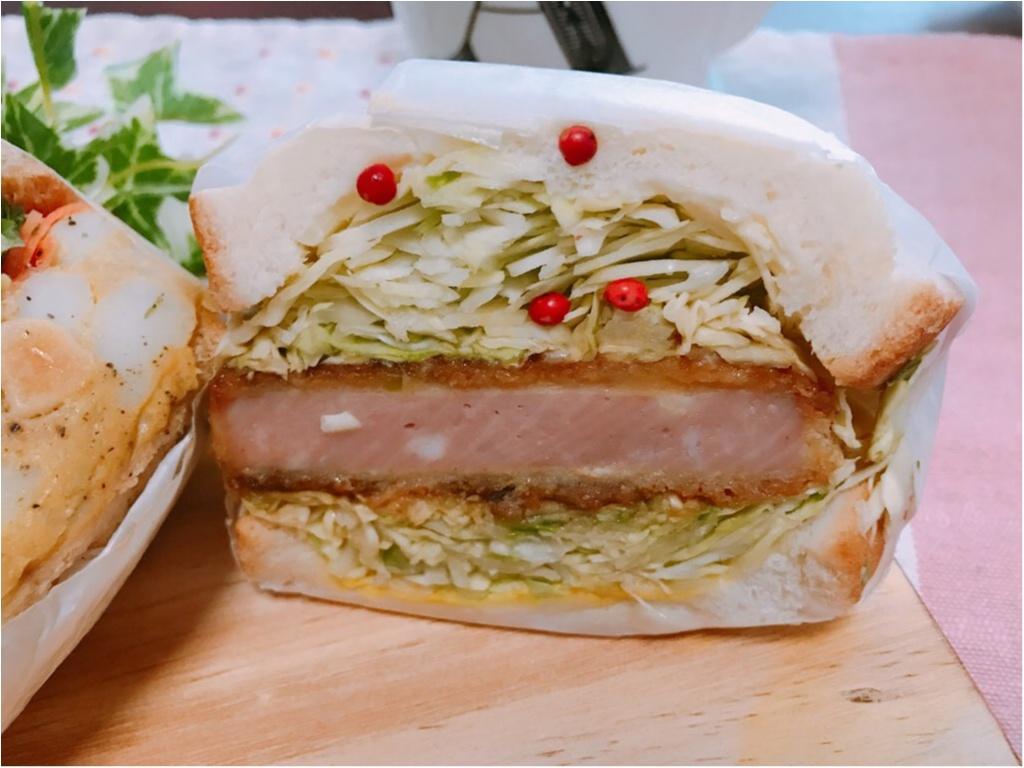 【萌え断サンド】まるで野菜ブーケ!ボリューム満点《POTASTA(ポタスタ)》のサンドイッチが美味しすぎる♡♡_5