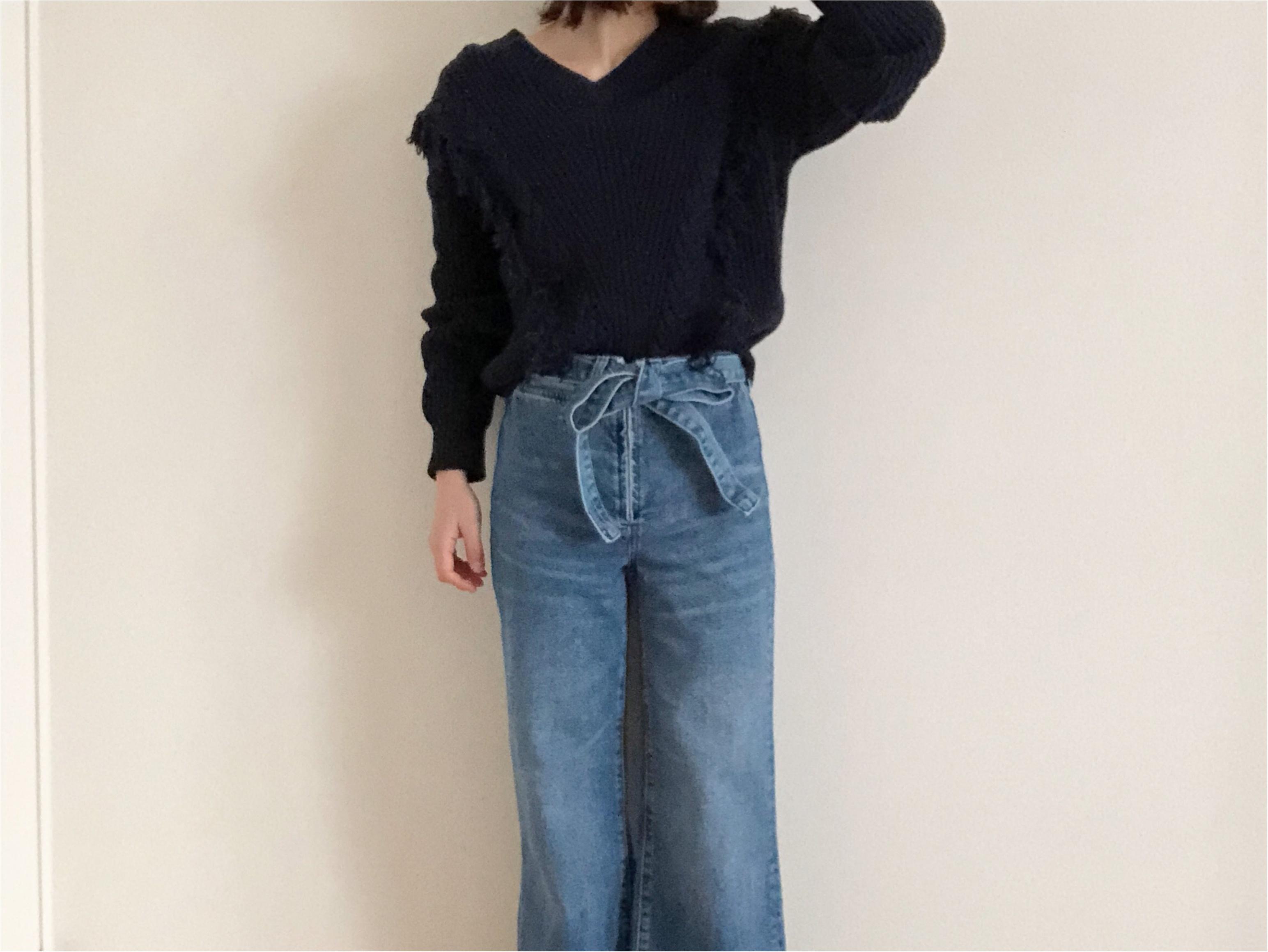 早めの春服は〈プチプラ〉で!H&Mはトップスもデニムも可愛いので、早めにGETしておきましょう!そして、この時期要チェックなおすすめショップも合わせてご紹介!_3