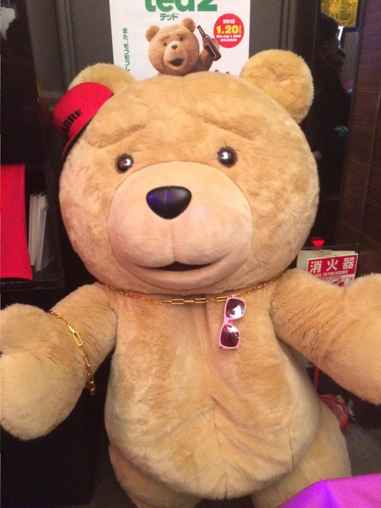 筧美和子さんも登場!「ted2」リリースパーティに潜入! _4