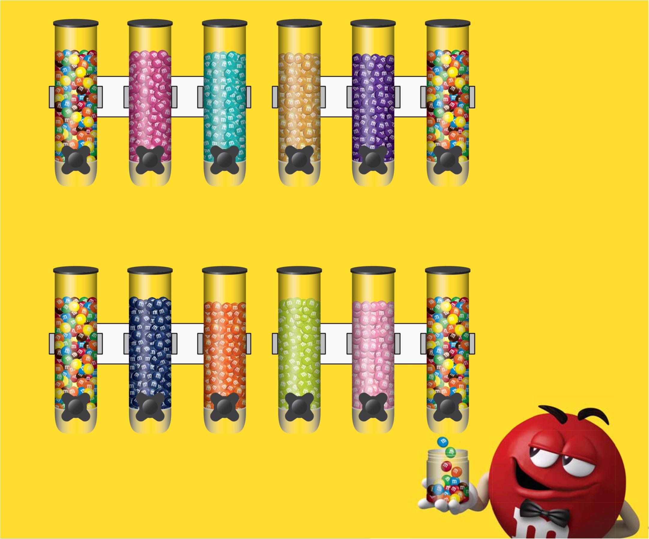 『M&M'S』のチョコ山盛りパフェが超フォトジェニック♡ NYでトレンドの「カラフルパフェ」が原宿で! _2