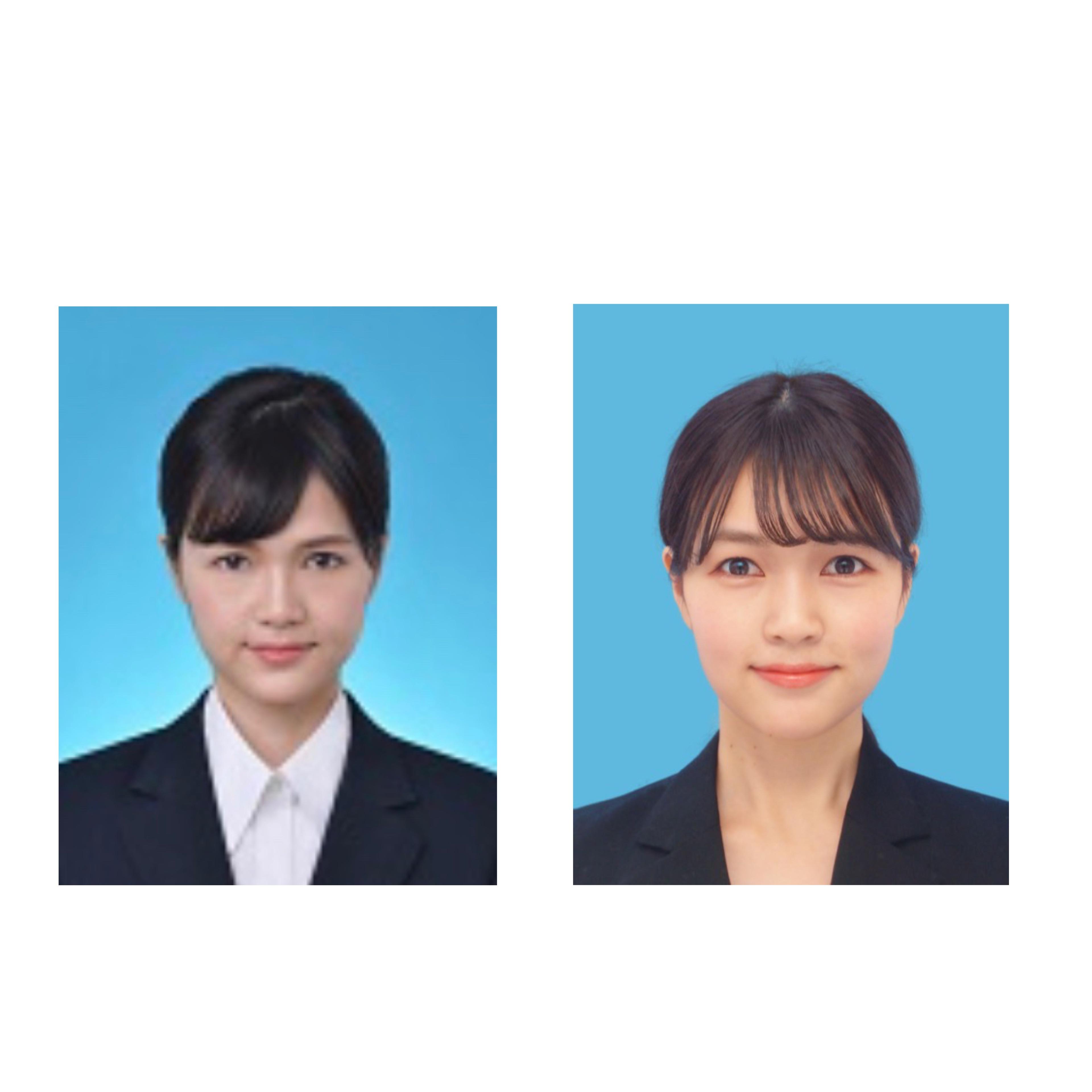 【印象違いすぎ⁉︎】証明写真で見るお顔の変化の理由_1