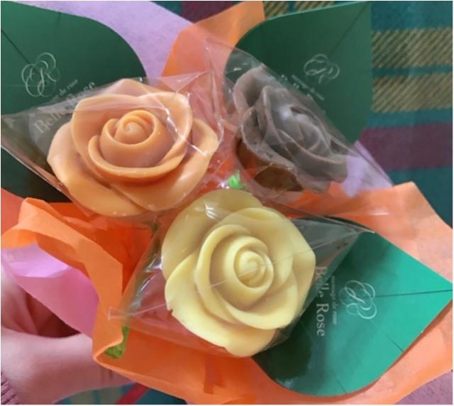 【もうすぐバレンタイン♡】一本ずつ配っても、ブーケに束ねて渡しても!『メサージュ・ド・ローズ』のチョコがおすすめ♡_1