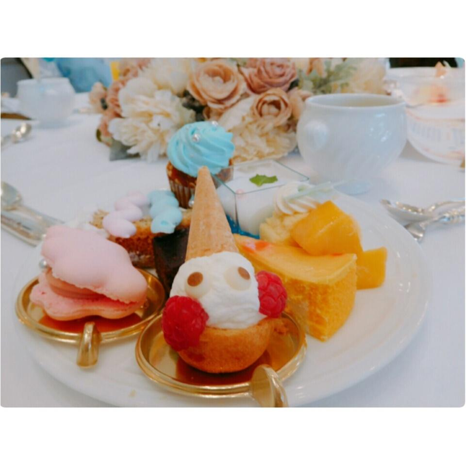 《可愛いすぎる♡♡♡》プリンセスマーメイドスイーツパーティで素敵な時間を♡_28