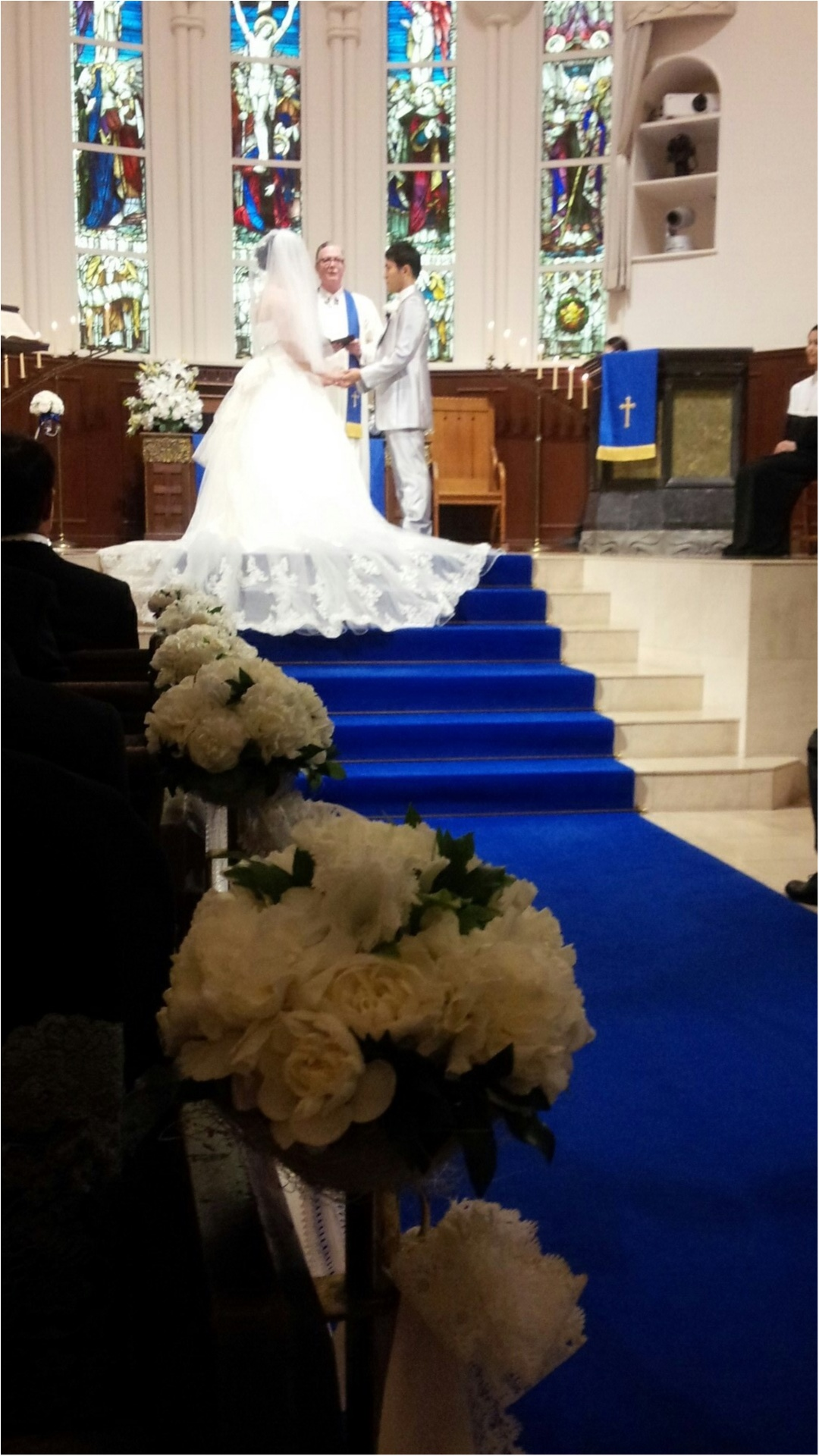 先日結婚式を挙げました♡_1