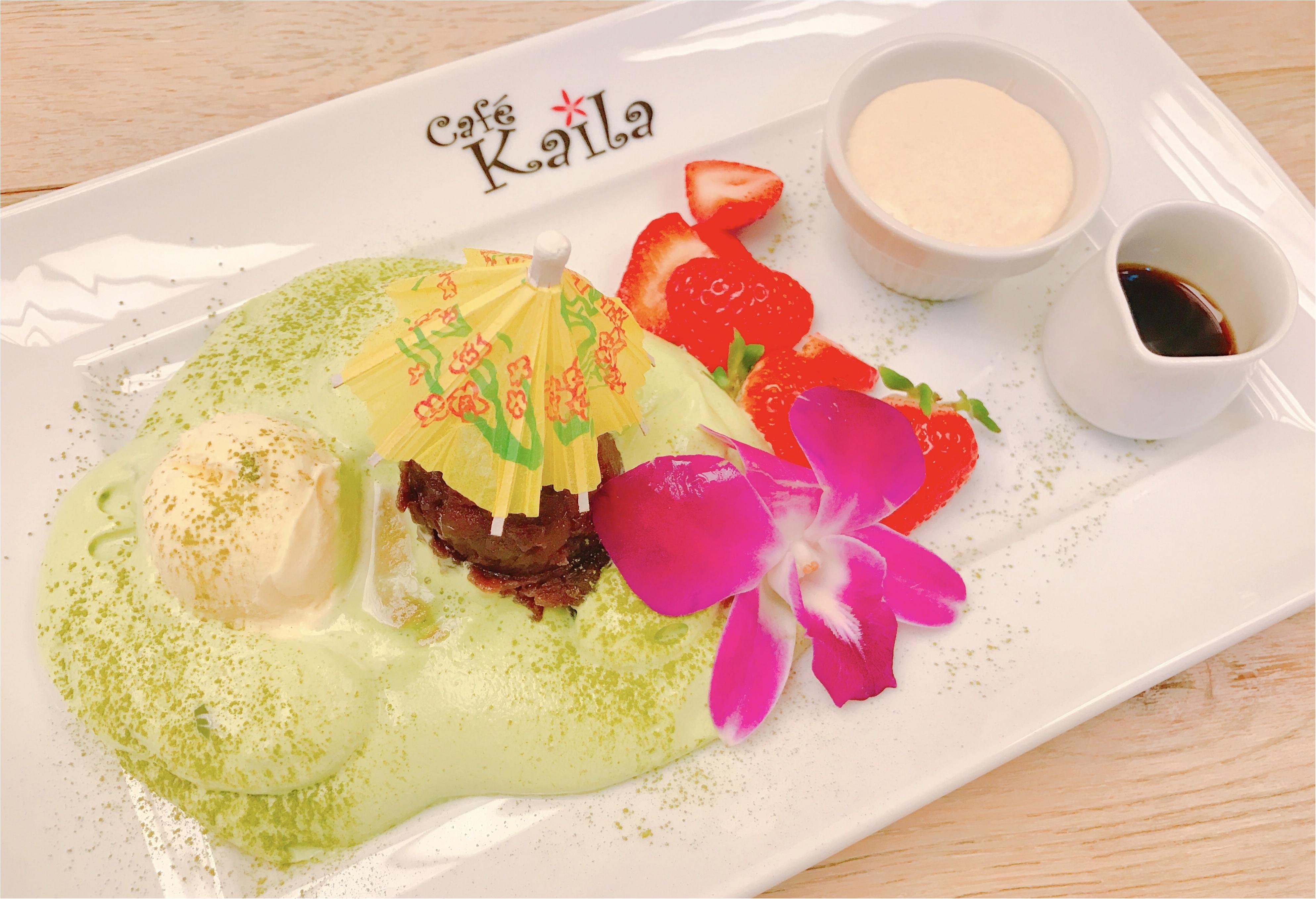 【Cafe Kaila】ハワイ本店でもあっという間に完売してしまう1日60食限定のスペシャルメニューとは♡_6