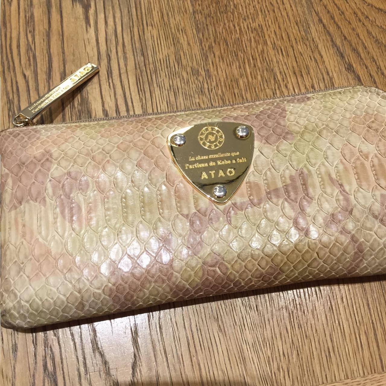 """【私のお気に入りのお財布】神戸ブランドATAOの""""育てるお財布""""_2"""
