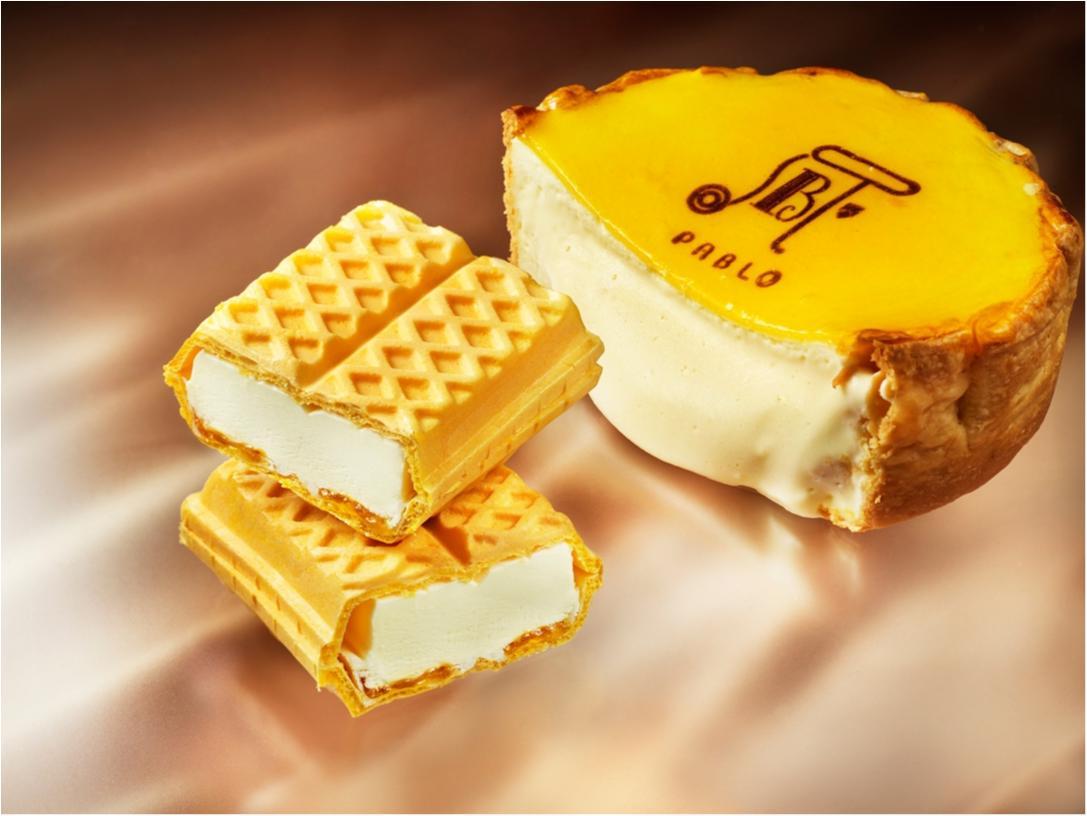 『PABLO』のチーズタルトがモナカアイスに大・変・身!_1