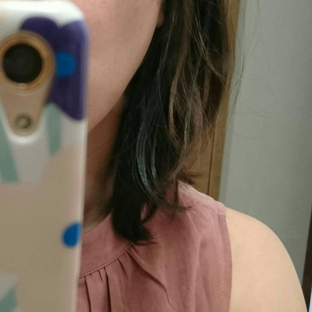 【おうち時間をおしゃれに過ごす!】リーゼの1DAY ヘアモンスターで簡単・髪色チェンジ!_5