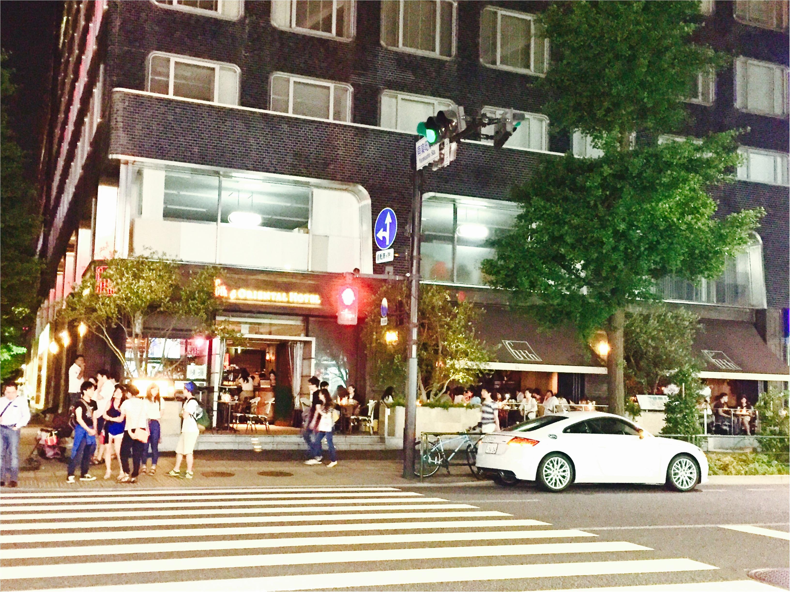 【no.547みむ】6th byオリエンタルホテルでパリ気分♪_1