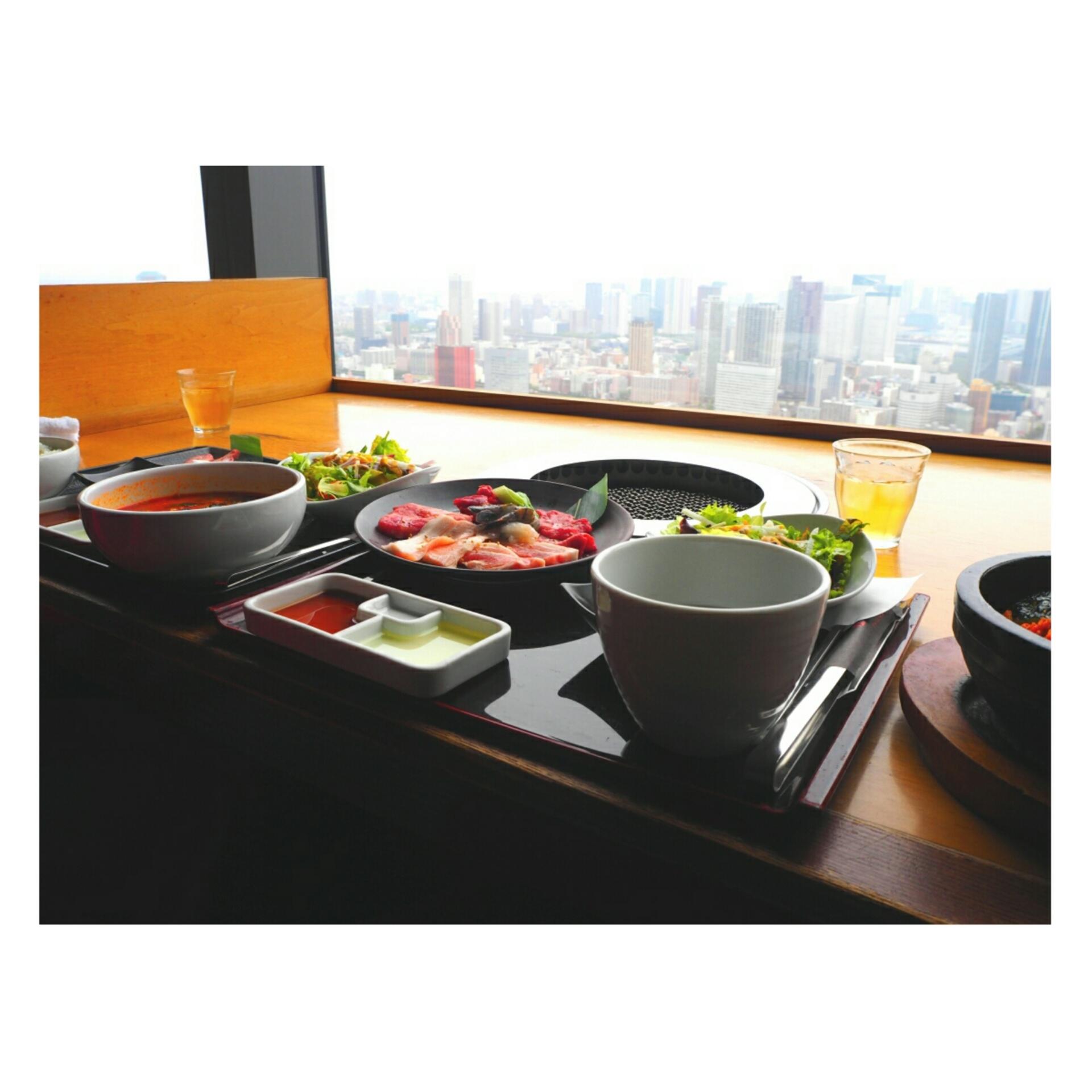 ◆一押しランチ!◆地上46階からの眺めとおいしい焼肉♡♡@汐留_3