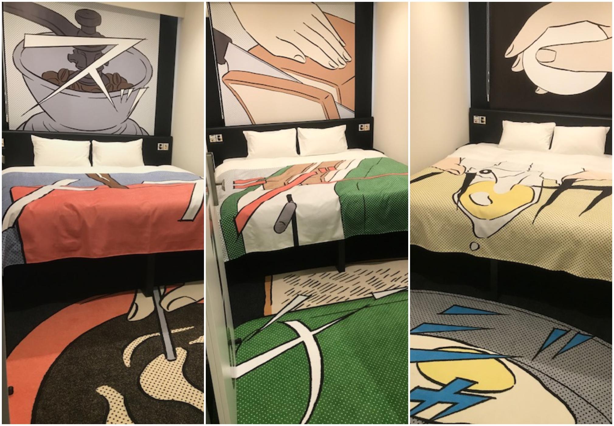 東京・浜松町に新ホテル「HOTEL TAVINOS Hamamatsucho」がオープン!マンガをコンセプトにした、交通アクセス抜群のユニークホテル_12