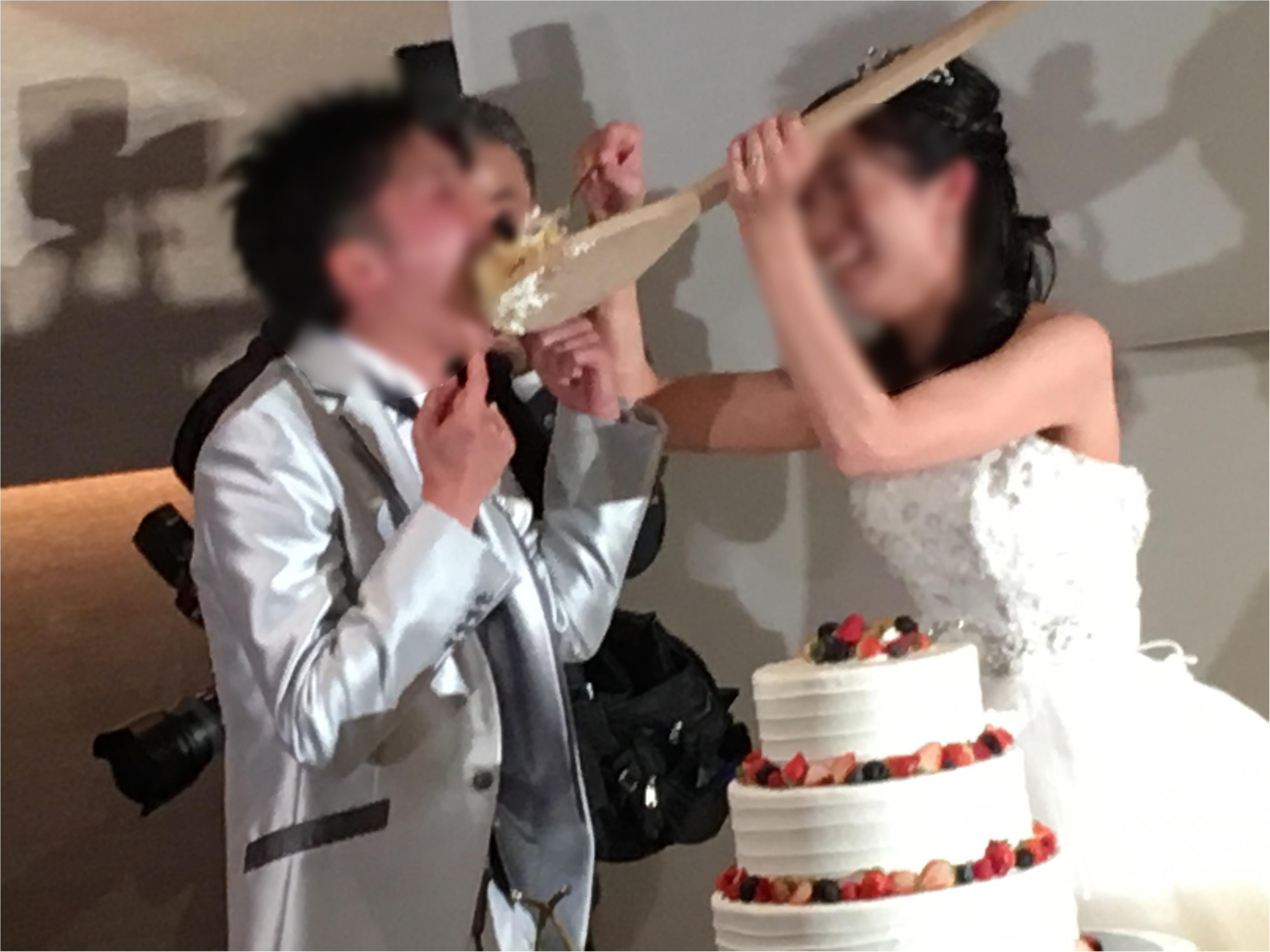 【結婚式のいろいろ】弟の結婚式に参加してきました♡‐八芳園‐_7