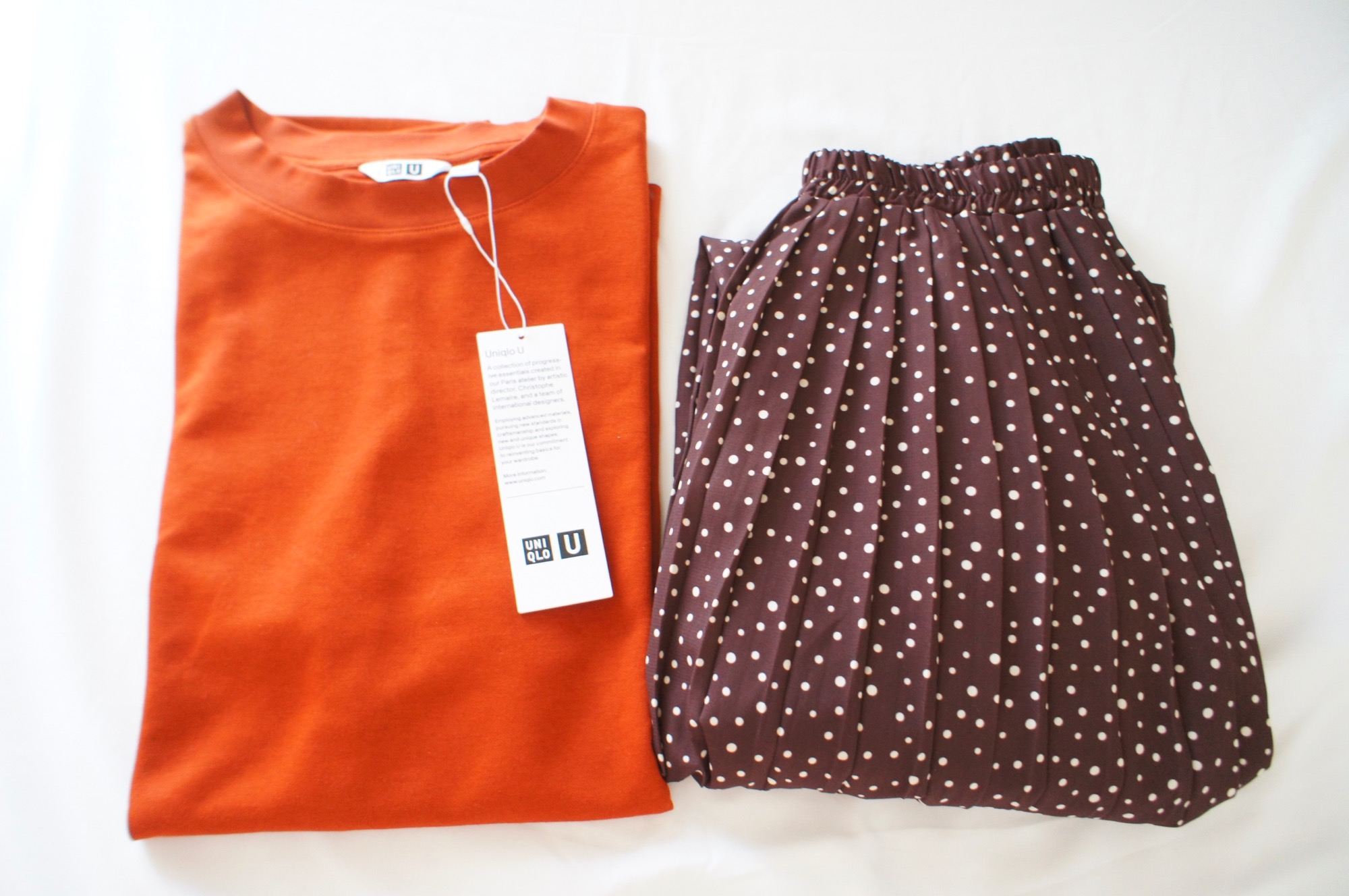《今買って秋まで使える❤️》【ユニクロ】メンズの秋色アイテム☻_3